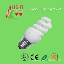 Lámparas CFL de serie completo espiral forma (VLC-FST2-5W)