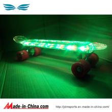 Complet Diamond Design LED Skateboard Sac à dos