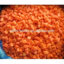Cenoura fresca de alta qualidade da terra cultivada de China