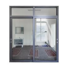 WANJIA Heat insulation Aluminium framed Sliding glass door