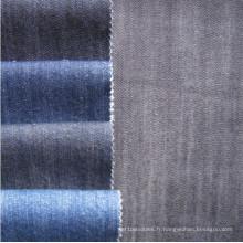 100% Coton Denim Slub Fabric pour Jeans et Vestes