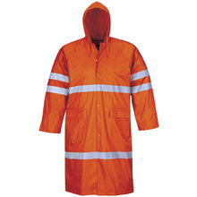 Revestimento reflexivo Hivis Protective Rainwear