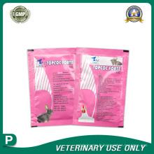 Médicaments vétérinaires de Sulphaquinoxaline + Diaveridine + Poudre de vitamine K (30g)