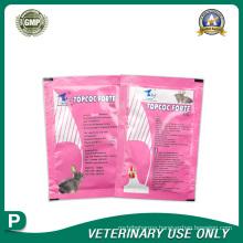 Veterinary Drugs of Sulphaquinoxaline+Diaveridine+Vitamin K Powder(30g)