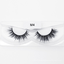 Wholesale 2021 Fashion 3D 5D 25mm Mink Lashes Extension False Eyelashes with Customized Diamond Box