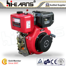 Diesel Engine Recoil Start with Camshaft Red Color (HR186FS)