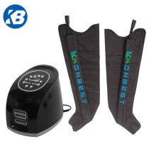 Factory sell vein circulaion sequential pneumatic compression leg foot massage therapy machine