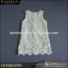 Guangzhou Supplier casual children dress for latest style