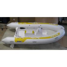 Aufblasbares Aluminium-Festrumpf-Schlauchboot, PVC- und Hypalon-Boot