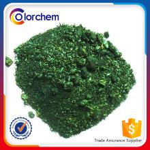 Colorante verde malaquita polvo
