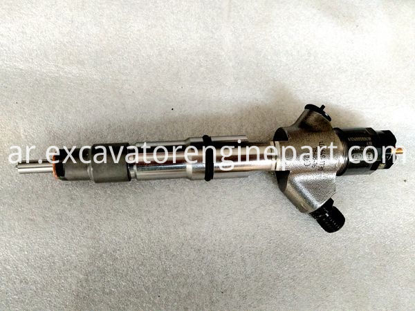 Common rail injector 0445120170 for WP10 612600080618