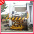Used hydraulic scissor garage car lift