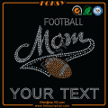 Football Mom Your Text wholesale heat transfer designs
