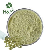 Extrait de capsules de kava végétal poudre de racine de kava kava