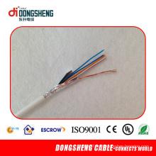 Cable de alarma de blindaje 18 AWG 8c