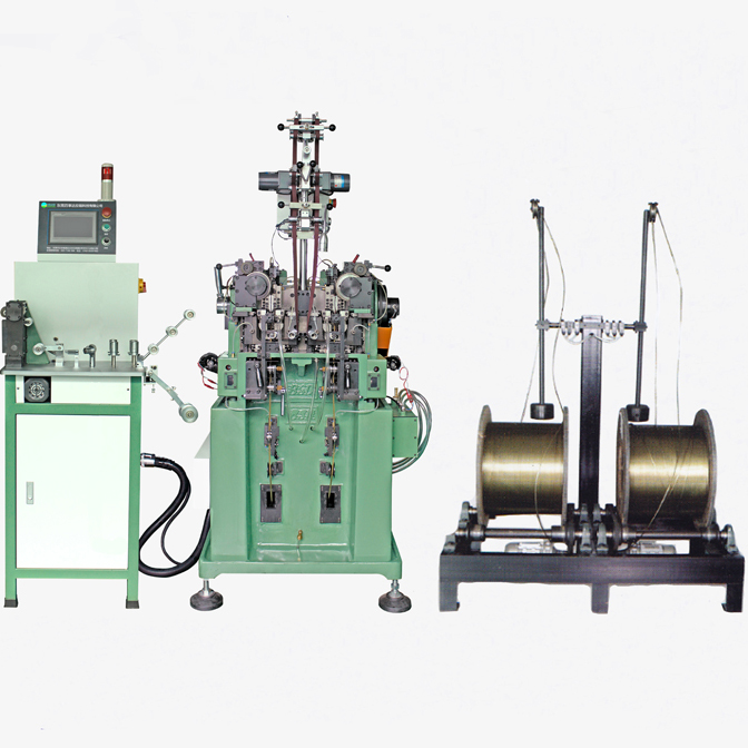 Automatic Y Teeth zipper macking machine