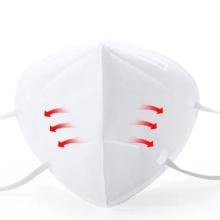 Masque de protection Masque facial jetable Ffp2 KN95