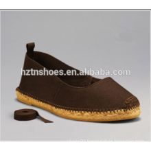 Hot Selling Espadrilles Cheap Wholesale Casual Flat Shoes