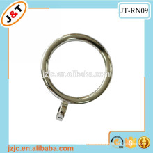 silver curtain ring, plastic curtain eyelet ring wholesale