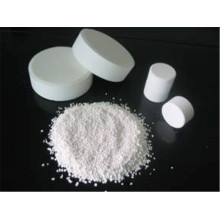 tabletas de cloro granulares TCCA 90% piscina química