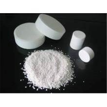 comprimés de chlore granulaire TCCA 90% piscine chimique