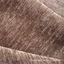 Upholstery Home Textile Jacquard Chenille Fabric for Sofa