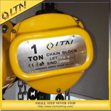 CE Approved High Quality 3 Ton Chain Hoist (CH-WC)
