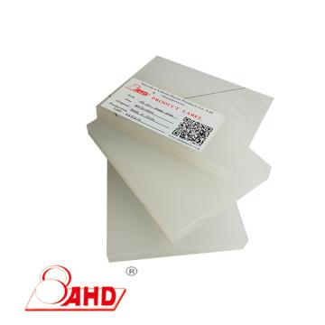 Semi-crystalline Gray Polypropylene PP Sheet
