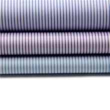 80S / 2 estoque de tecido de camisa