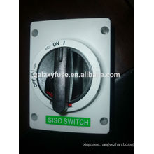Solar DC isolator switch(TUV/SAA)