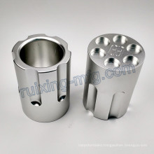 Food Safety Certified Aluminum Wine Cup with CNC Machining Turning