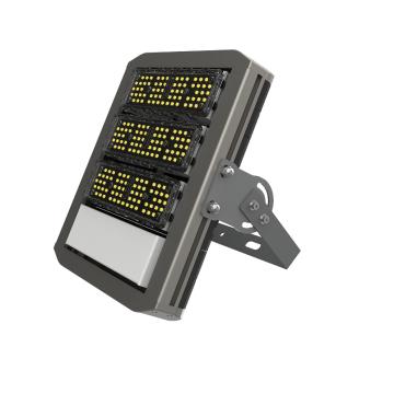 Новый продукт из алюминия 100 Вт на солнечной батарее светодиодный прожектор