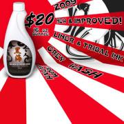 Tinta 100% importada de tatuagem Kokkai Sumi