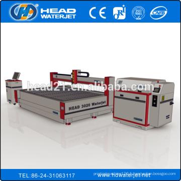 Panneau en aluminium de panneau d'aluminium machine de découpage par jet d'eau machine de découpe machine de découpe de feuille d'aluminium
