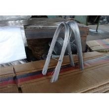 Tipo U Alambre de hierro galvanizado / Alambre de unión / Alambre de unión