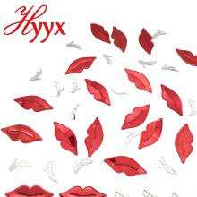 Juguete personalizado de sorpresa grande HYYX confeti personalizado de papel de fiesta