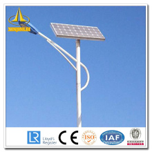Steel Conic Solar Street Post