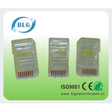 Hot selling of RJ45 crystal connector