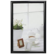 Black vente chaud 10x15cm plastique Photo Frame