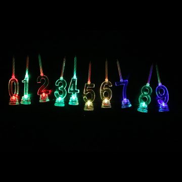 Hot Sale Colorful Electric Lantern Nombor