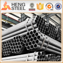 China supplier round iron pipe prices for construction building