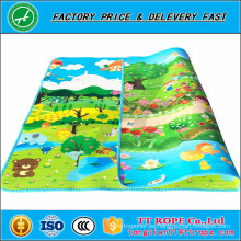 Baby Kid Toddler Play Crawl Picnic Estera impermeable Single Double Sides 200 * 1800cm
