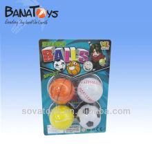 6.3cm Bouncing Rubber Ball