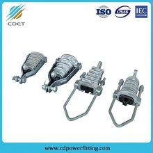 OEM for Adjustable Distribution Fitting Strain Clamps For Insulated Cable export to Chad Wholesale