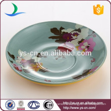 China Hersteller Keramik Dessert Platte Großhandel