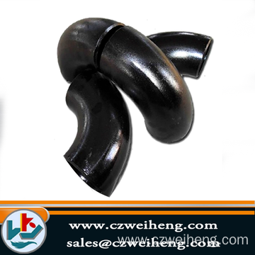 HDPE Pipe Elbow Fittings 45 Degree (63--315mm)