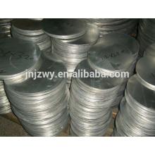 Non-Alloy Alloy or Not and 1000 Series Grade Aluminium/Aluminum Circle/Disc