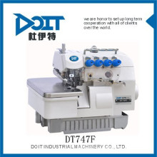 DT747F New arrival overlock sewing machine doittype