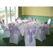 Lycra chair cover,spandex chair cover,hotel/banquet chair cover