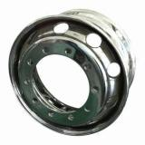 PVD Coating Truck Wheel Rims with Owner Testing Center (CNAS)